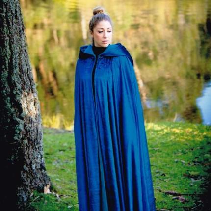 Cloak Blue